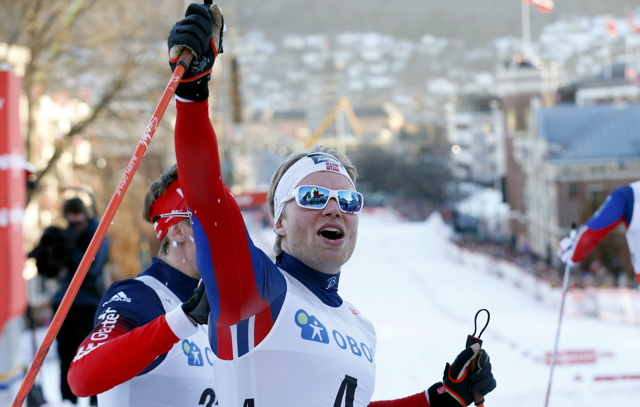 Norway's Brandsdal announces cross-country skiing retirement
