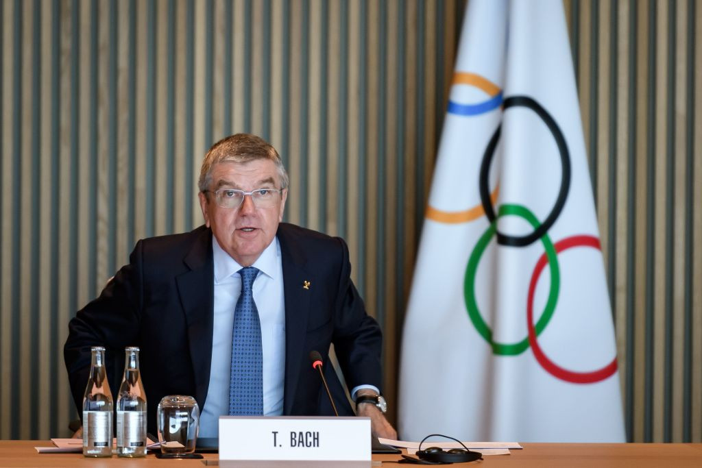 IOC President Thomas Bach is hoping for a quick decision on the new dates for Tokyo 2020 ©Getty Images
