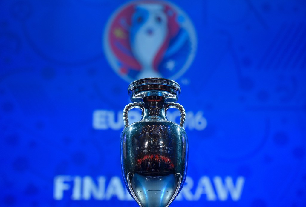 Holders Spain handed challenging Euro 2016 group