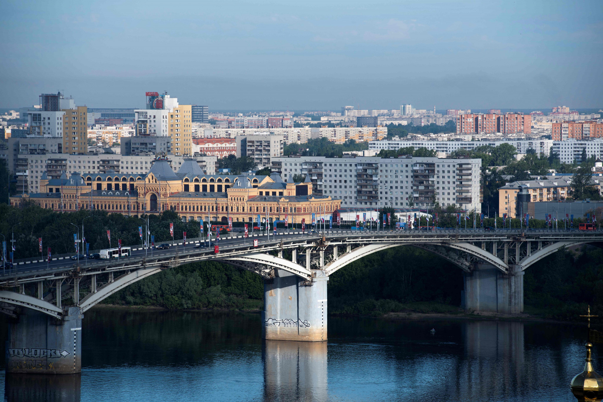 The Russian city of Nizhny Novgorod is hosting the relaunched Boxing World Cup in 2020 ©Getty Images