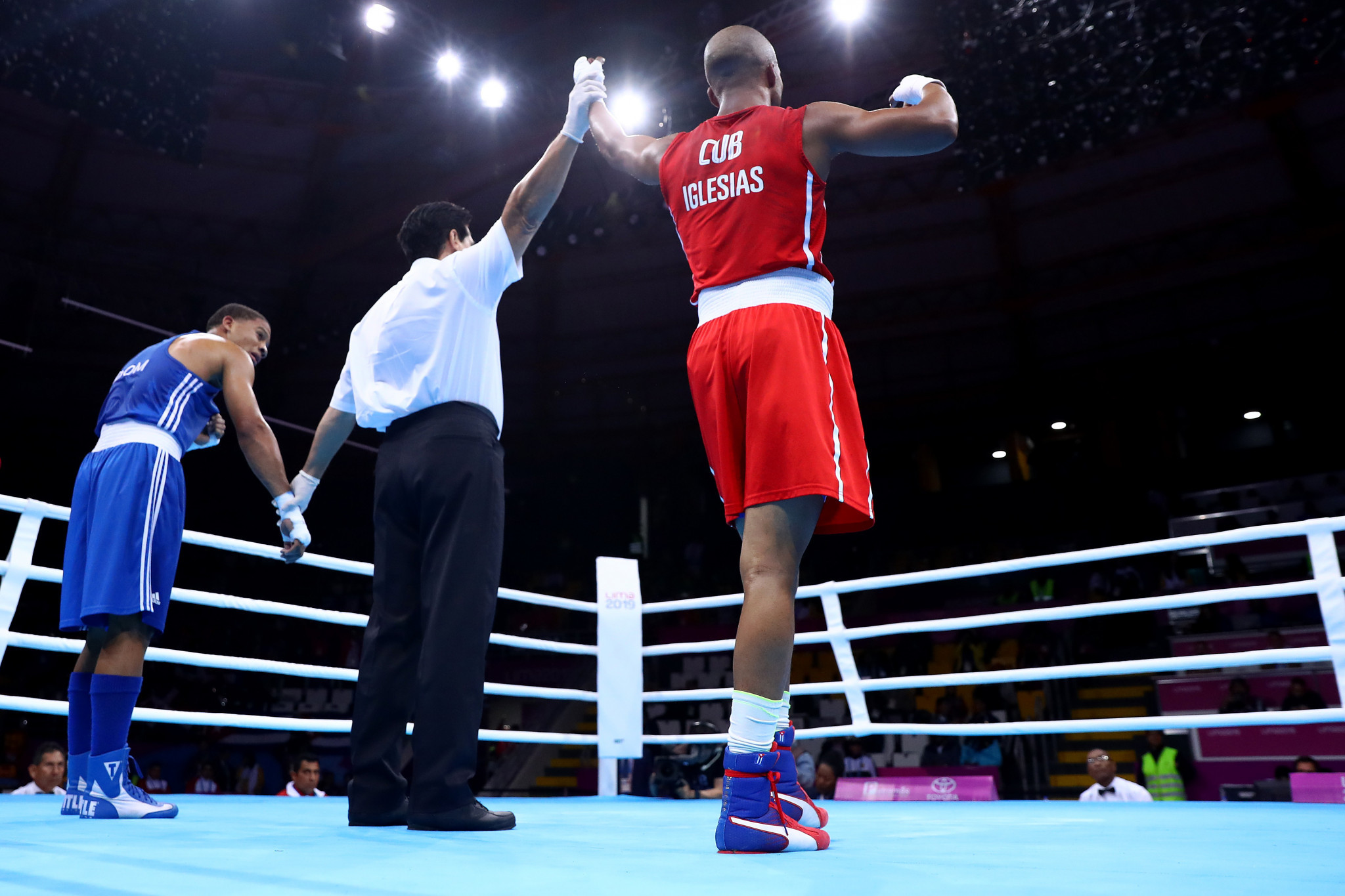 Cuba are the most successful nation in the Boxing World Cup's history ©Getty Images