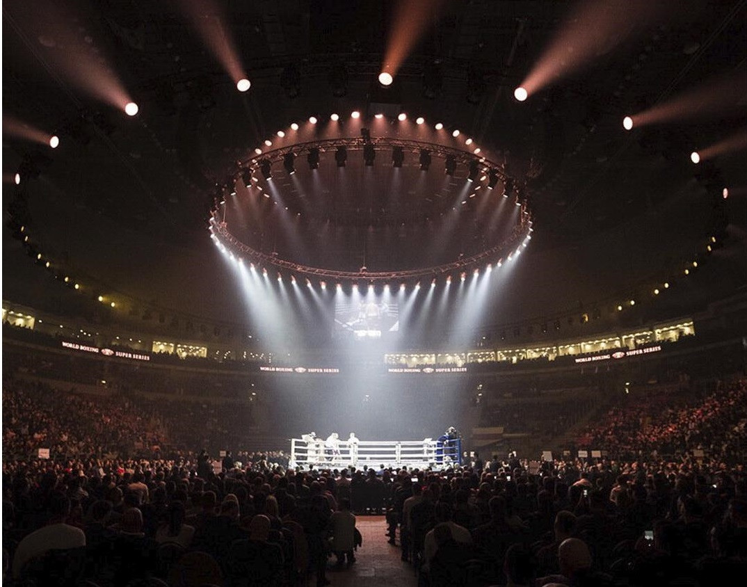 An exciting boxing show took place during the 2019 Global Boxing Forum ©Global Boxing Forum
