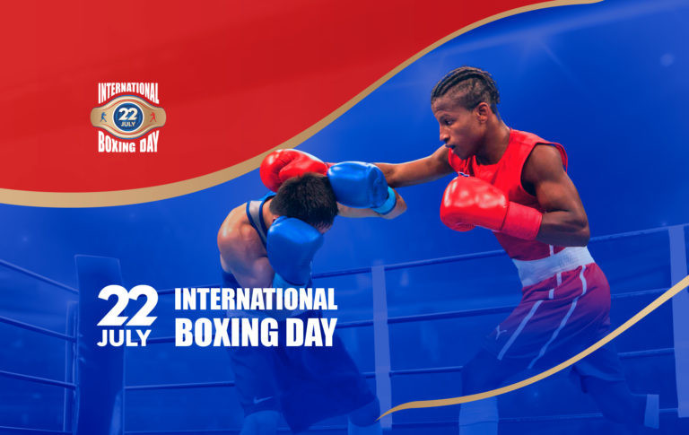 International Boxing Day takes place on July 22 every year ©AIBA
