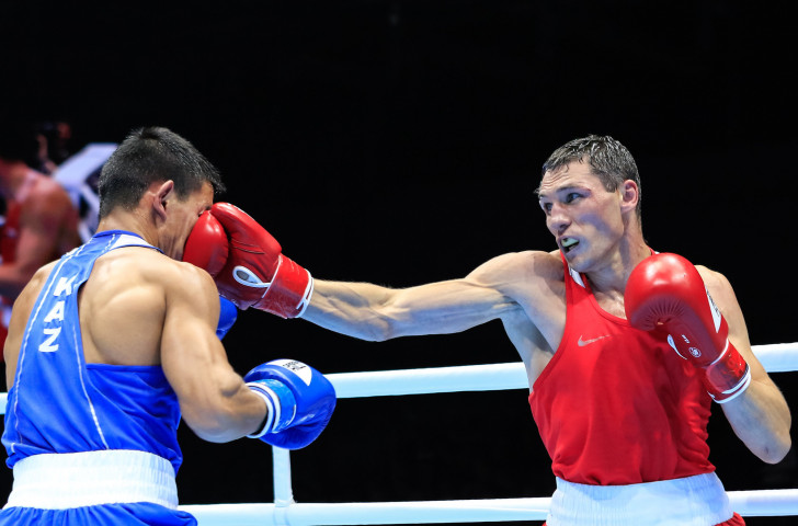 It is decided boxers in men's elite competition will no longer wear headguards ©AIBA