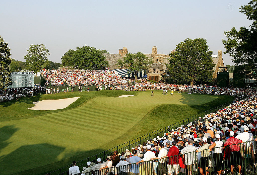 The 2020 US Open is due to take place at the Winged Foot Golf Club ©Getty Images