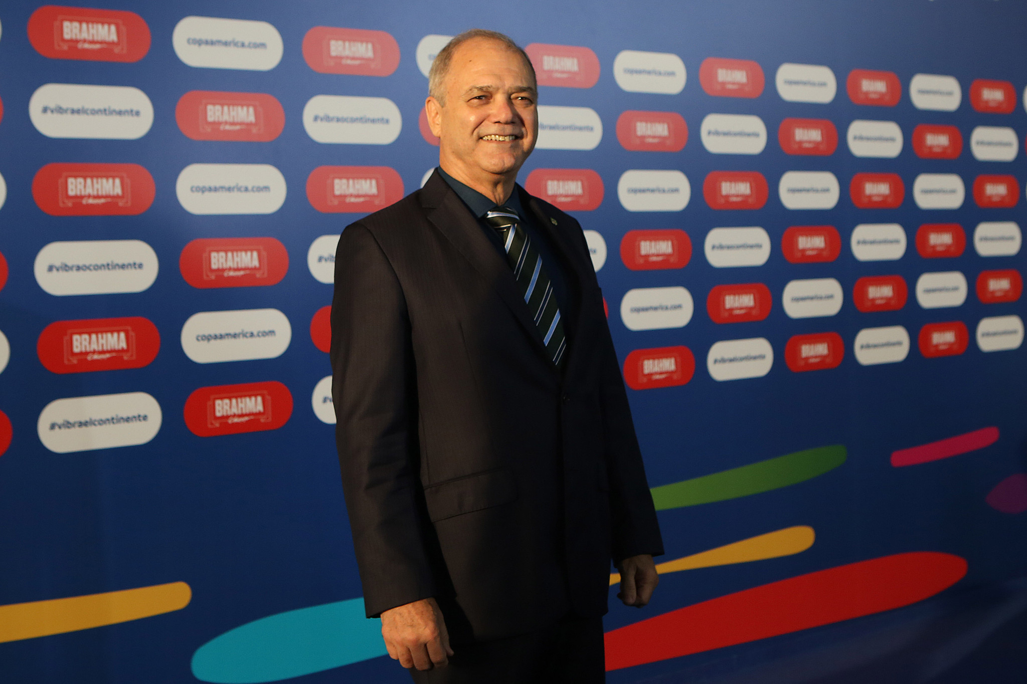 COB President Paulo Wanderley expressed his delight at the decision to postpone the Tokyo 2020 Olympic Games ©Getty Images