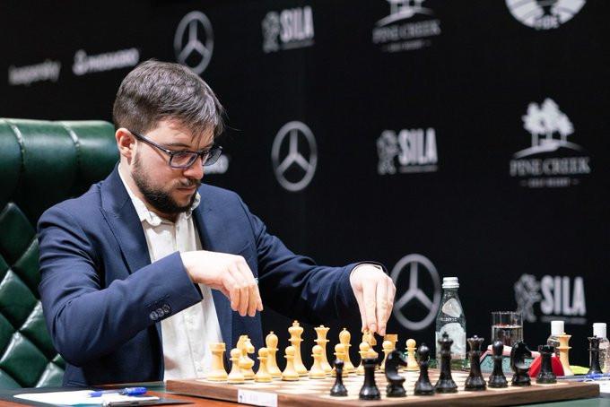 Vachier-Lagrave takes lead at FIDE Candidates Tournament