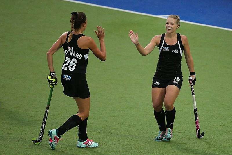 New Zealand book World Hockey League final showdown with hosts Argentina