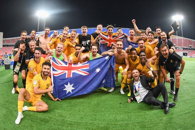 Australia earned their place at Tokyo 2020 through the AFC Under-23 Championship in January ©FFA