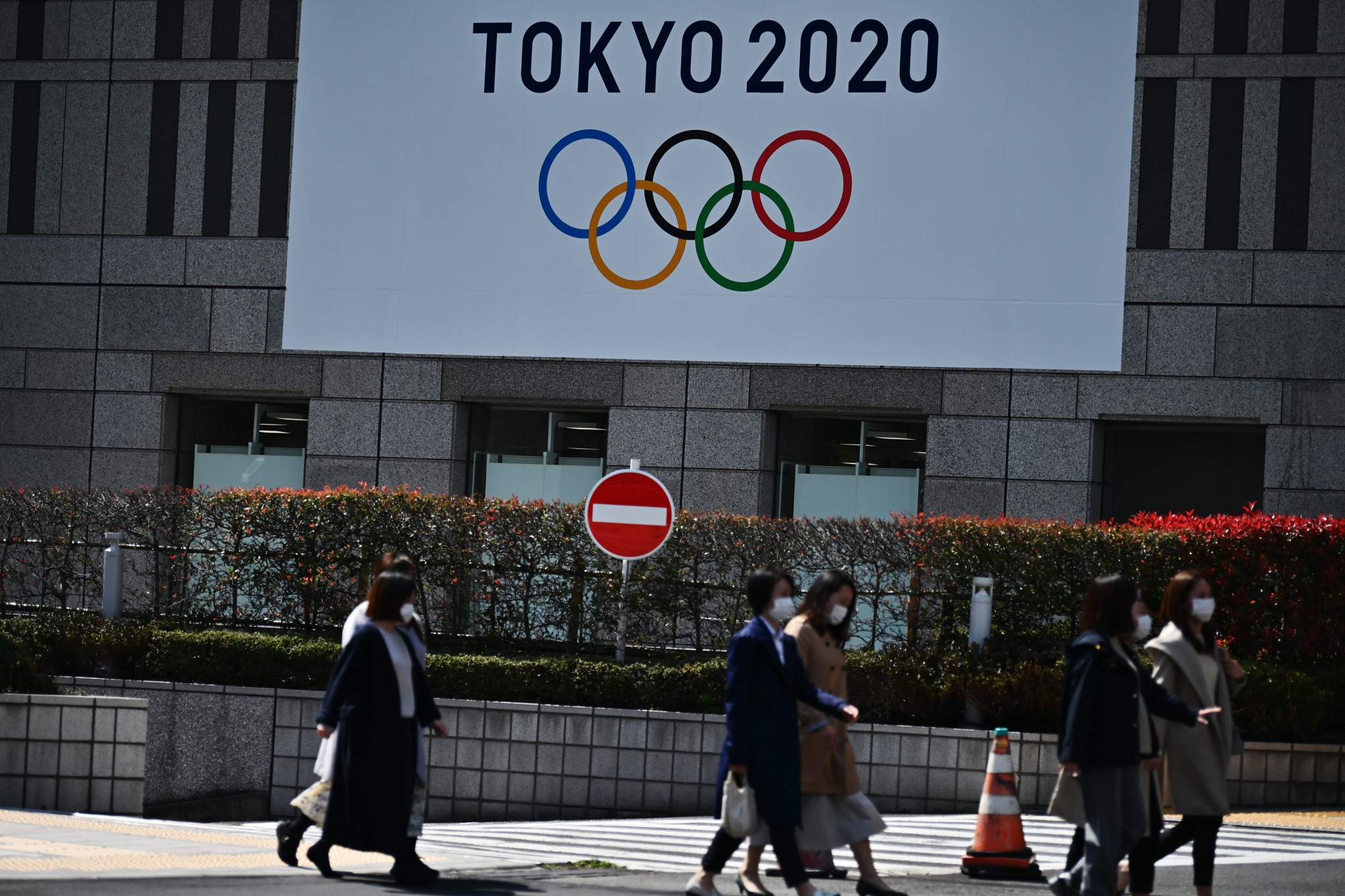Tokyo 2020 was postponed on Tuesday ©Getty Images