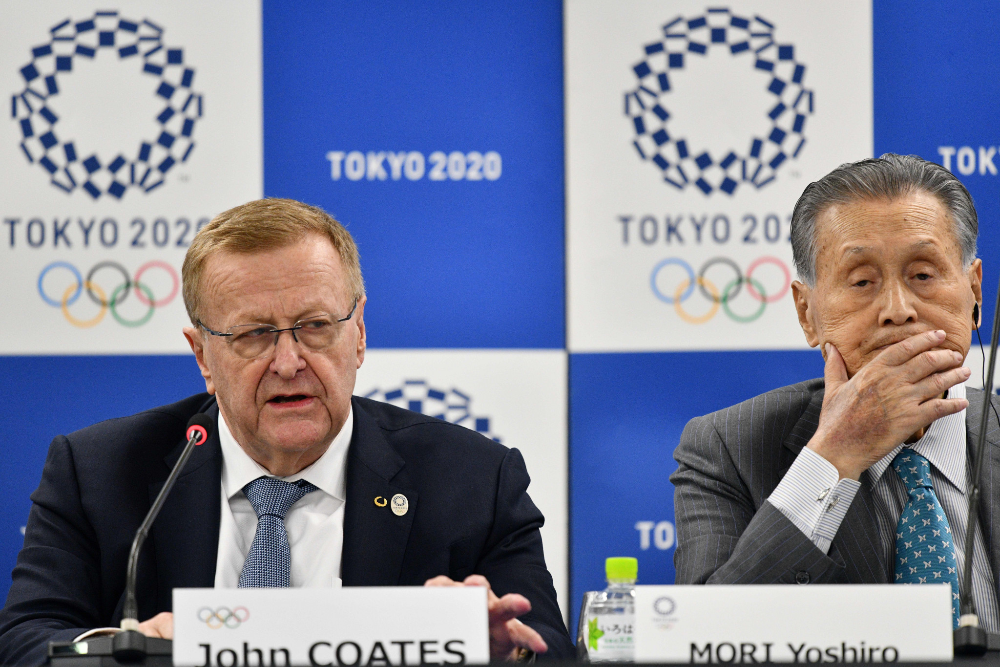 Coates suggests IOC working to clear July and August window for re-arranged Tokyo 2020 next year