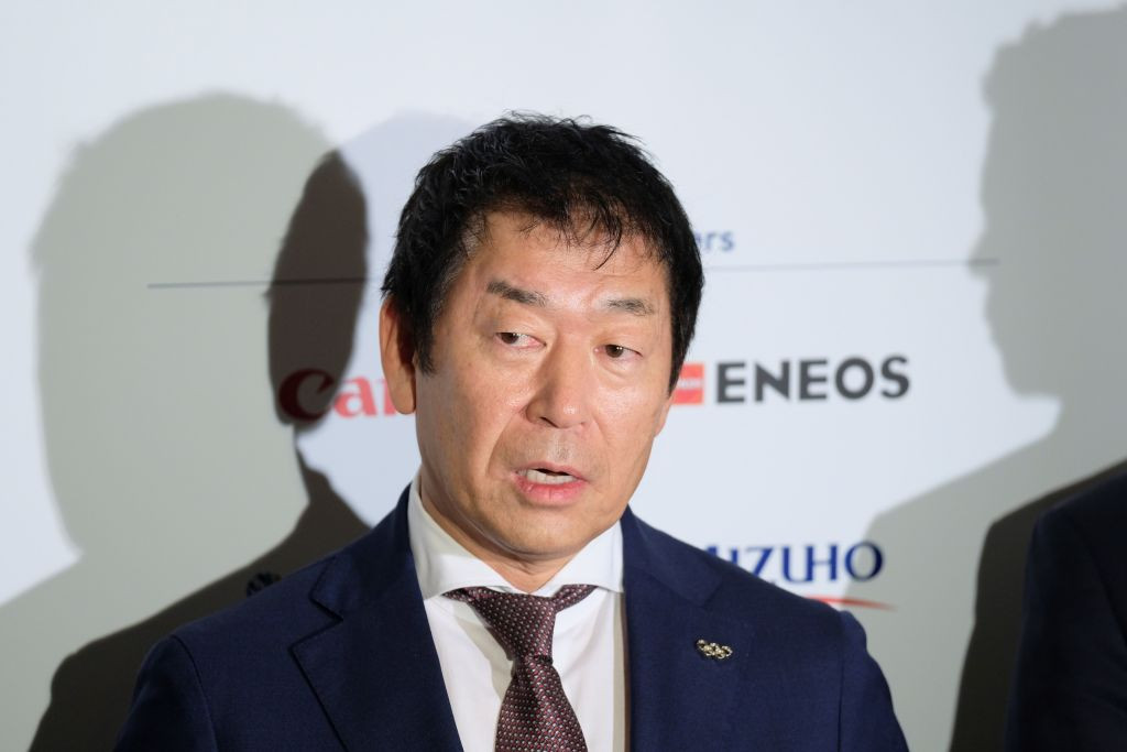 FIG President and IOC member Morinari Watanabe heads the Boxing Task Force ©Getty Images