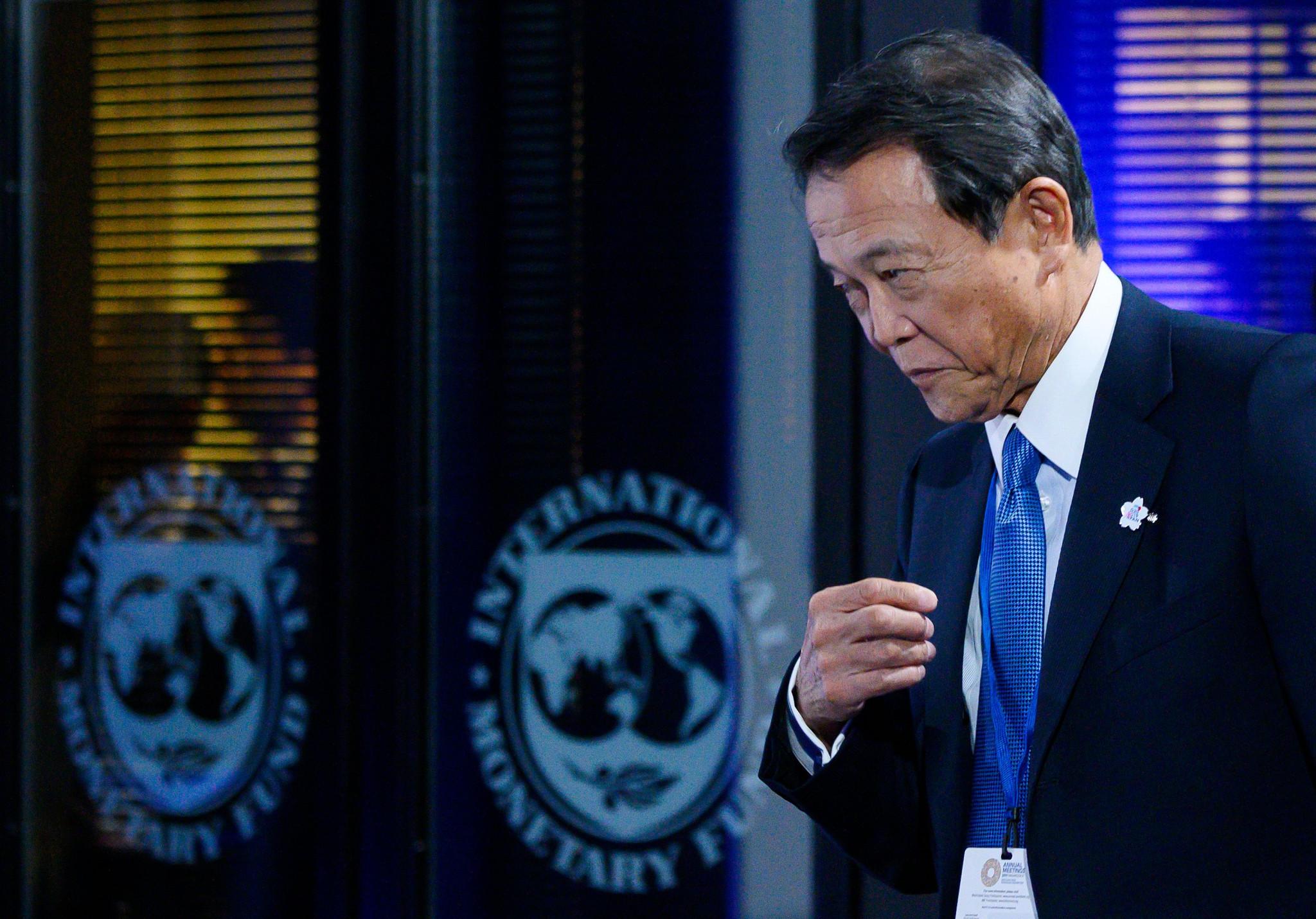 Japanese Deputy Prime Minister Tarō Asō recently called the Olympics