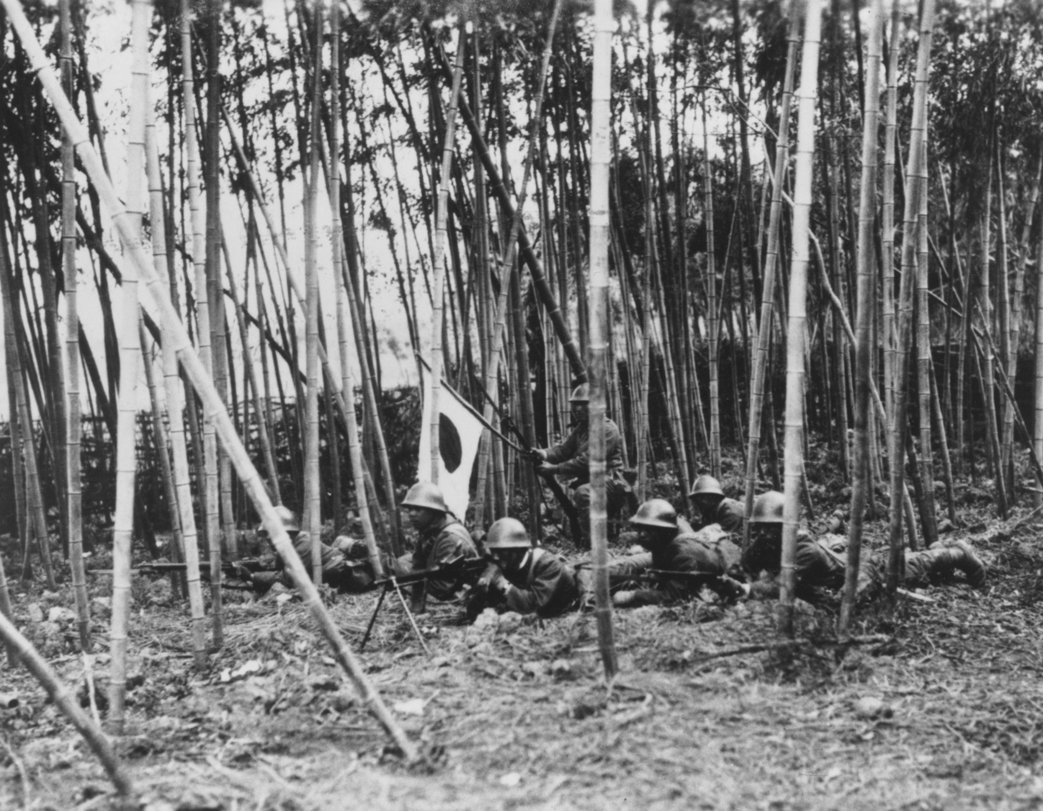 Japanese aggression in Manchuria undermined the country's bid to host the Games ©Getty Images