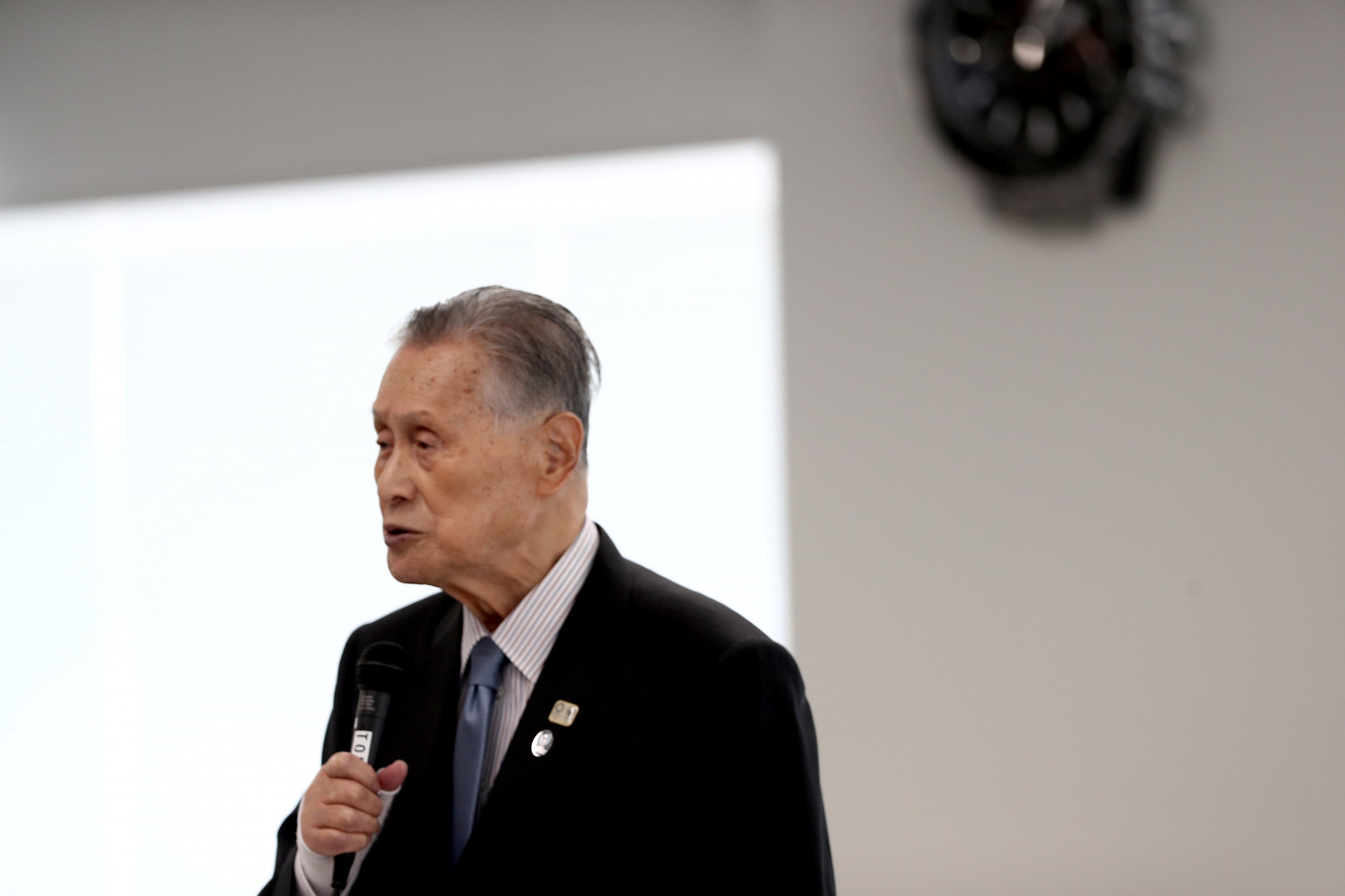 Tokyo 2020 President Mori eyes summer dates for rescheduled Olympics