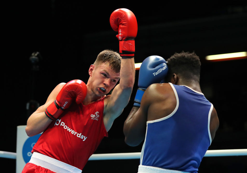 One of the three boxers diagnosed with COVID-19 following the European qualifier for Tokyo 2020 returned a false positive ©Getty Images