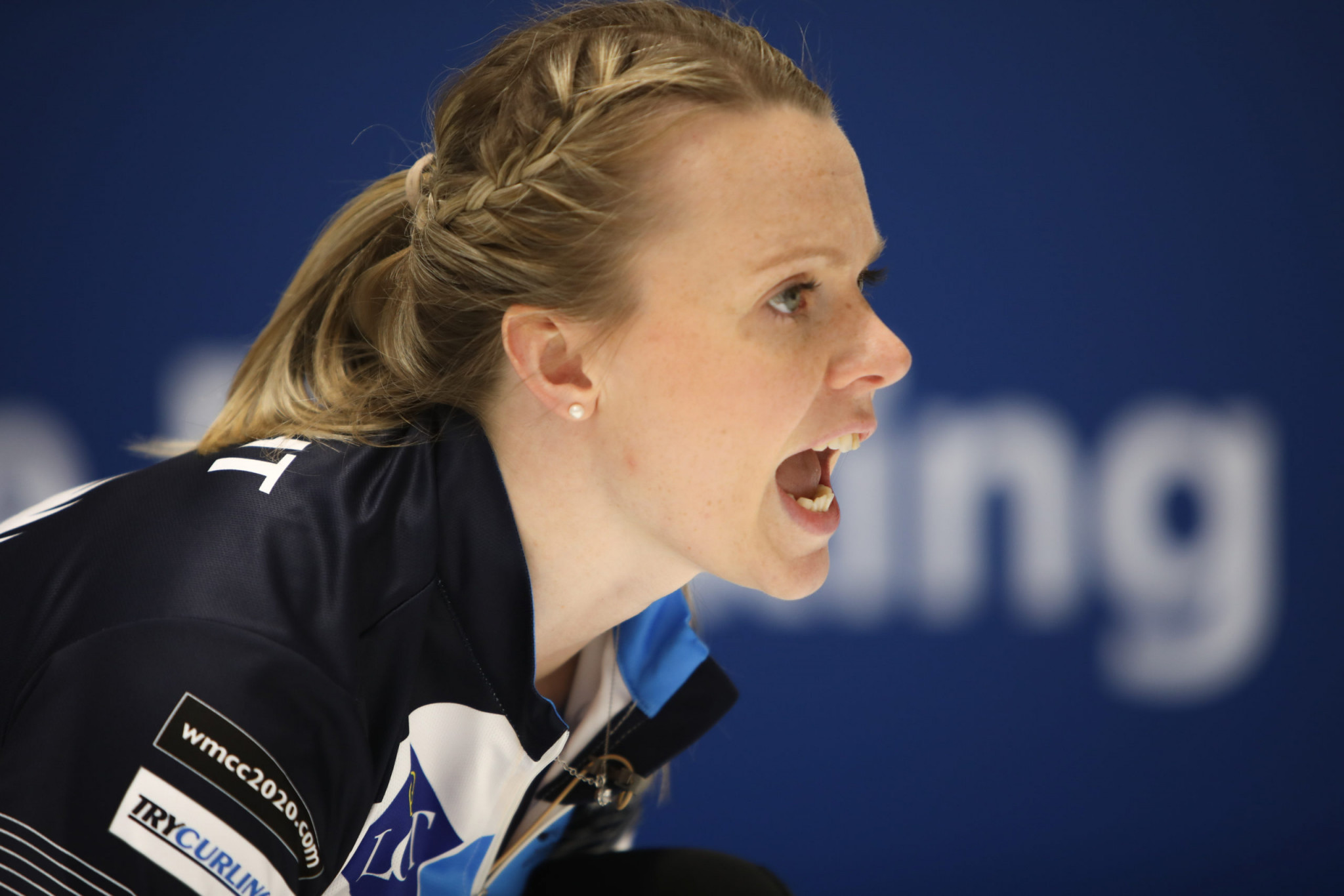 European curling medallist stops playing to treat patients during COVID-19 crisis