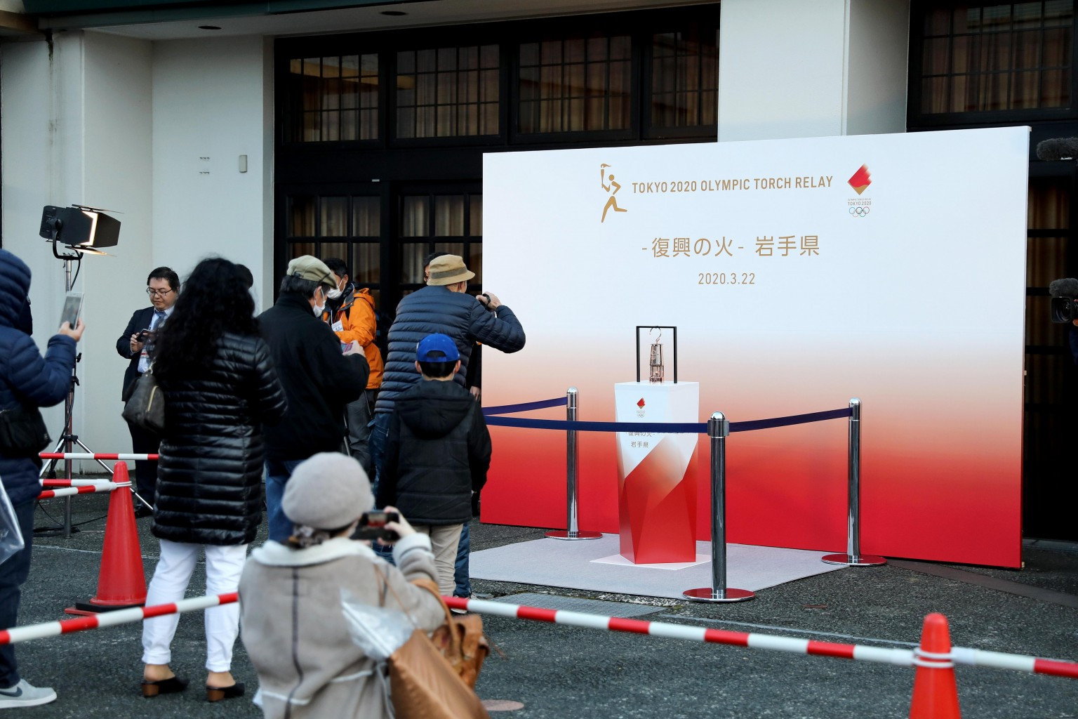 Olympic Flame to move to Tokyo next month before being put on display