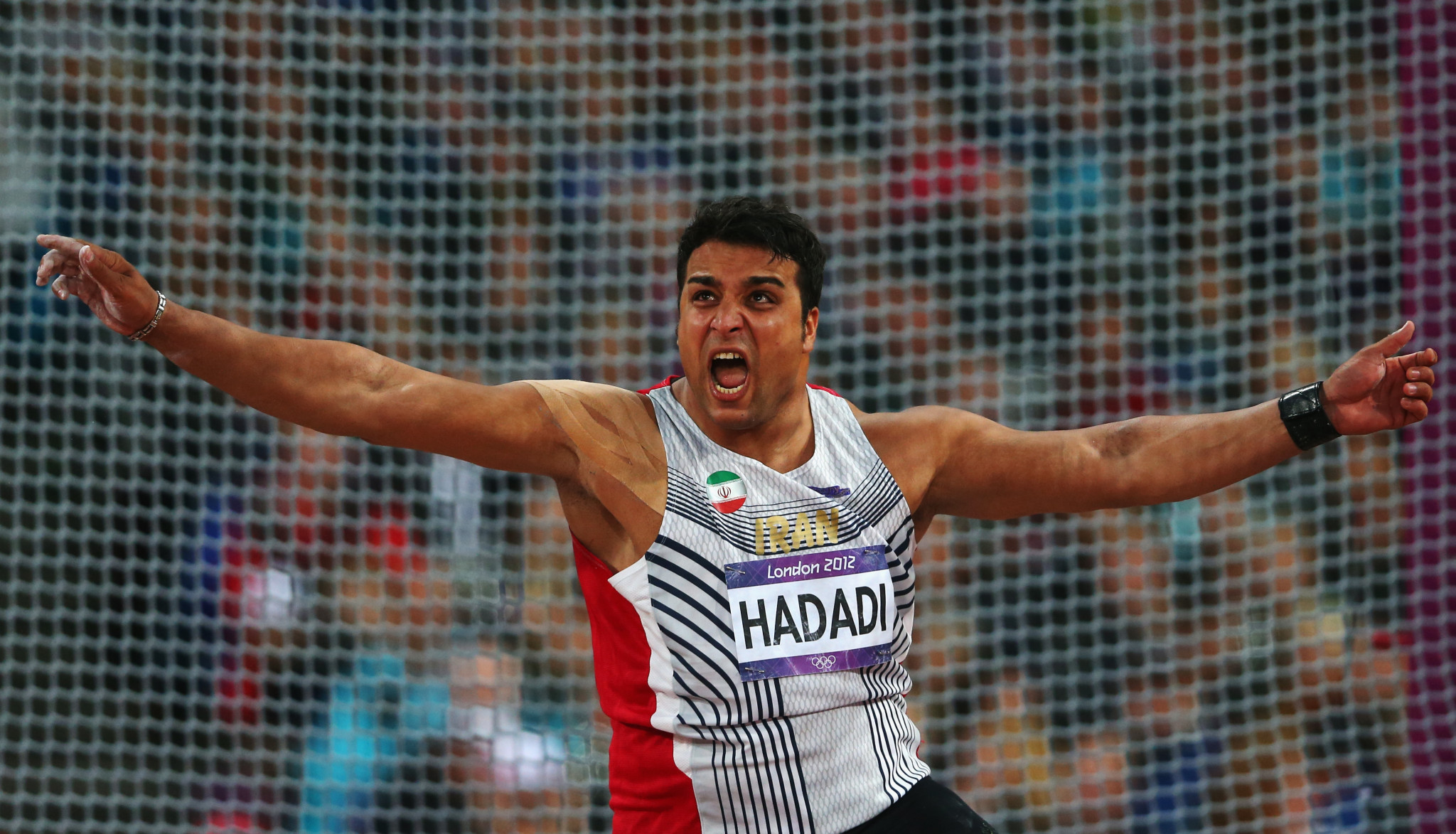 Iranian Olympic medallist tests positive for coronavirus