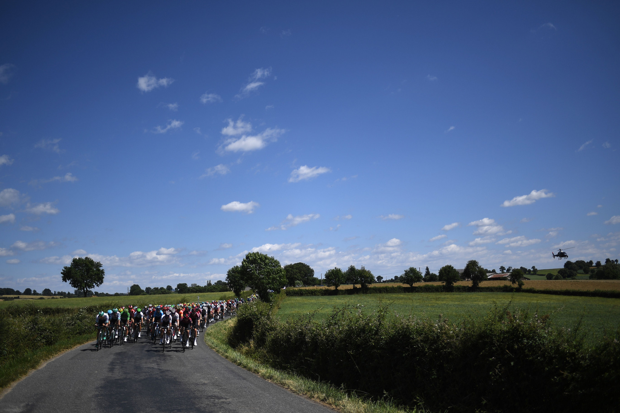Tour de France organisers set May deadline to determine whether race can be held