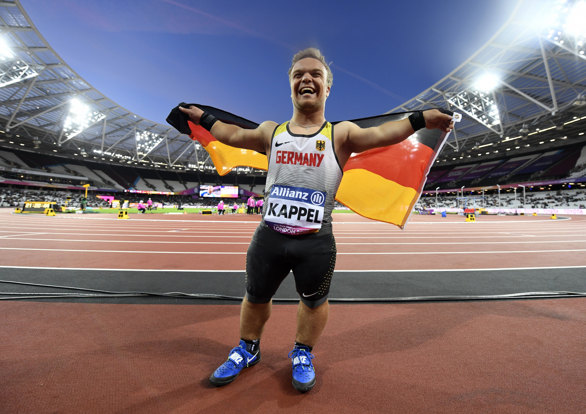 Paralympic champion Kappel says Tokyo 2020 should not go ahead without coronavirus vaccine