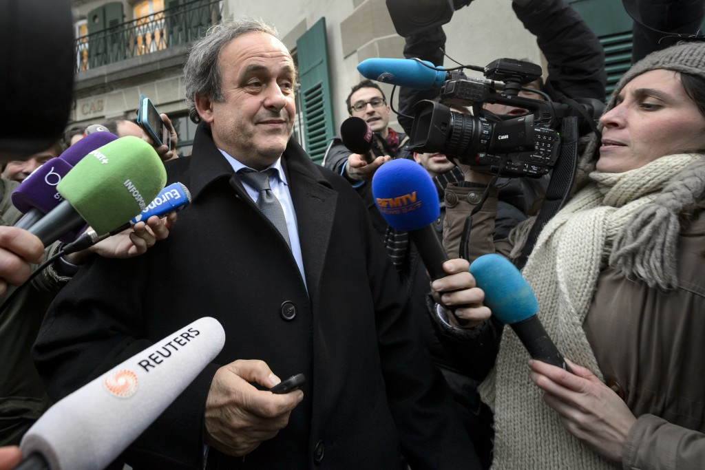 Platini could boycott FIFA hearing, lawyer claims
