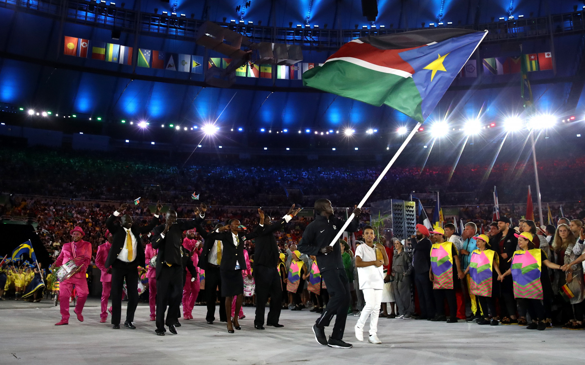 South Sudan athletes to keep training in Japan despite Tokyo 2020 postponement