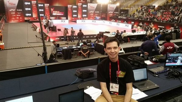 insidethegames reporter named as finalist at prestigious sports journalism awards