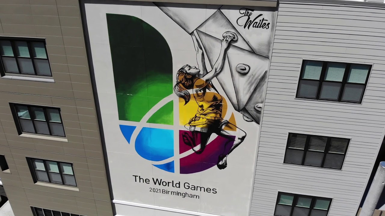 Birmingham in Alabama is due to host next year's World Games ©IWGA
