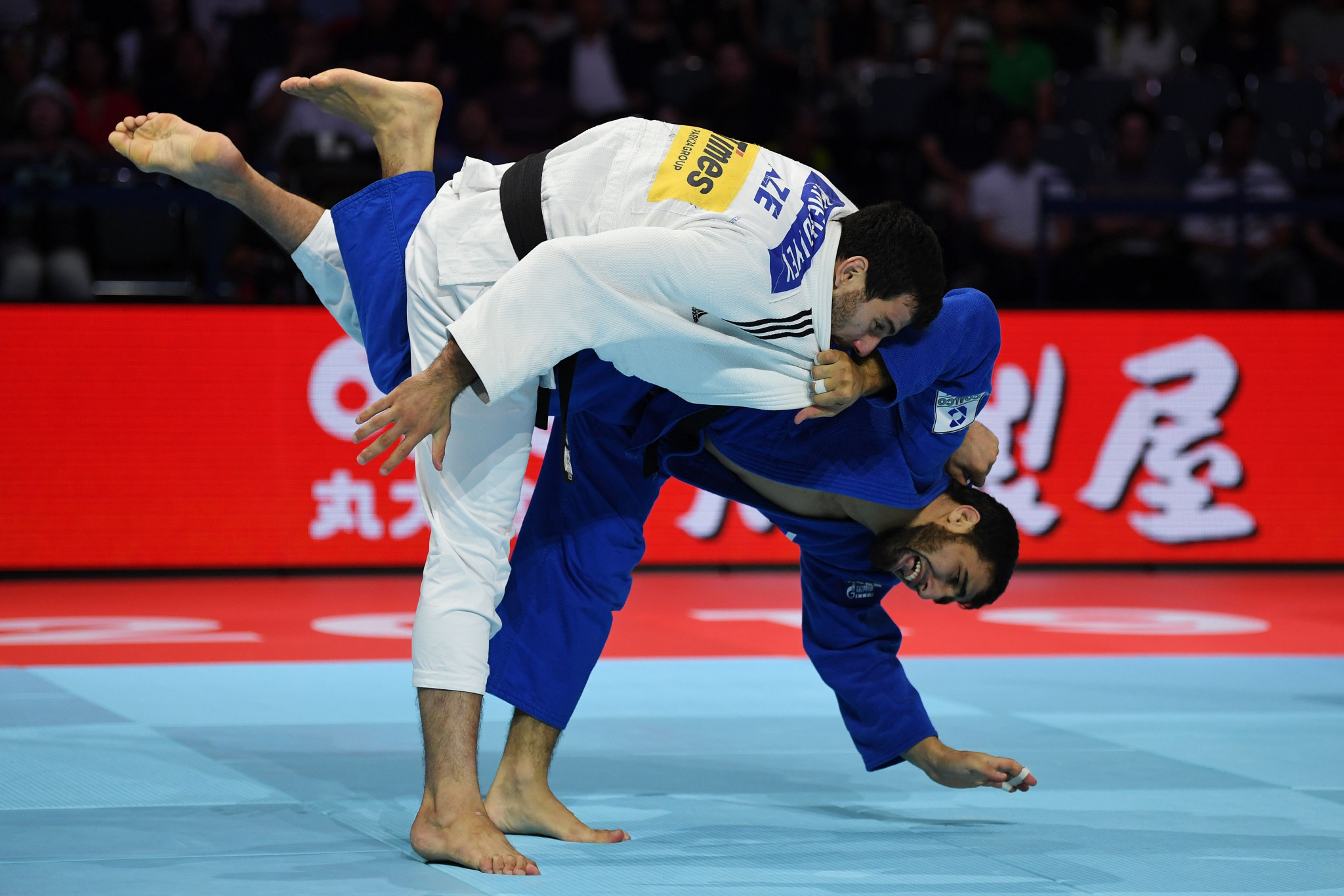 IJF suspend Throw to Tokyo competition following Olympic postponement