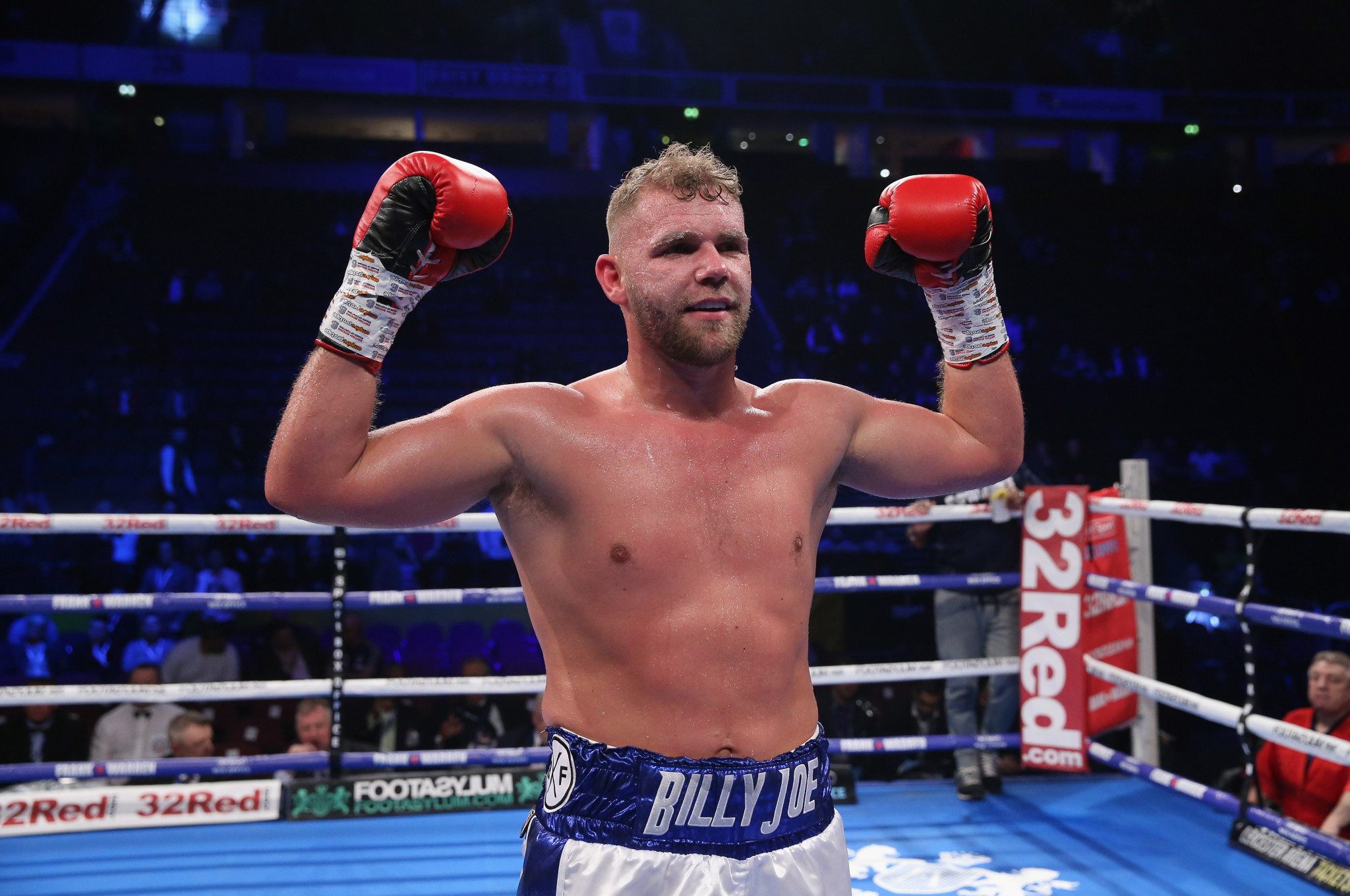 British Olympian Billy Joe Saunders has boxing license suspended