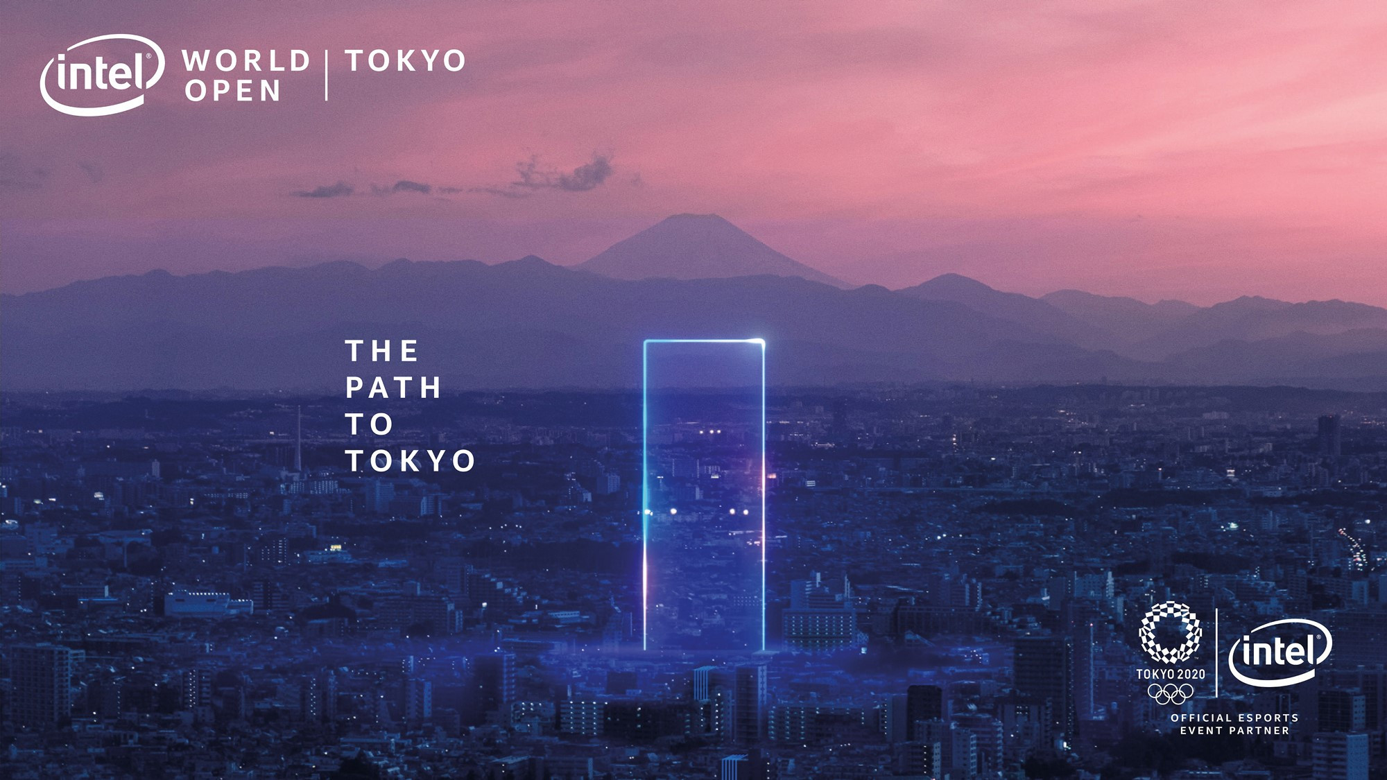 The Intel World Open is due to take place in Tokyo this year, despite the postponement of the Olympic Games ©Intel