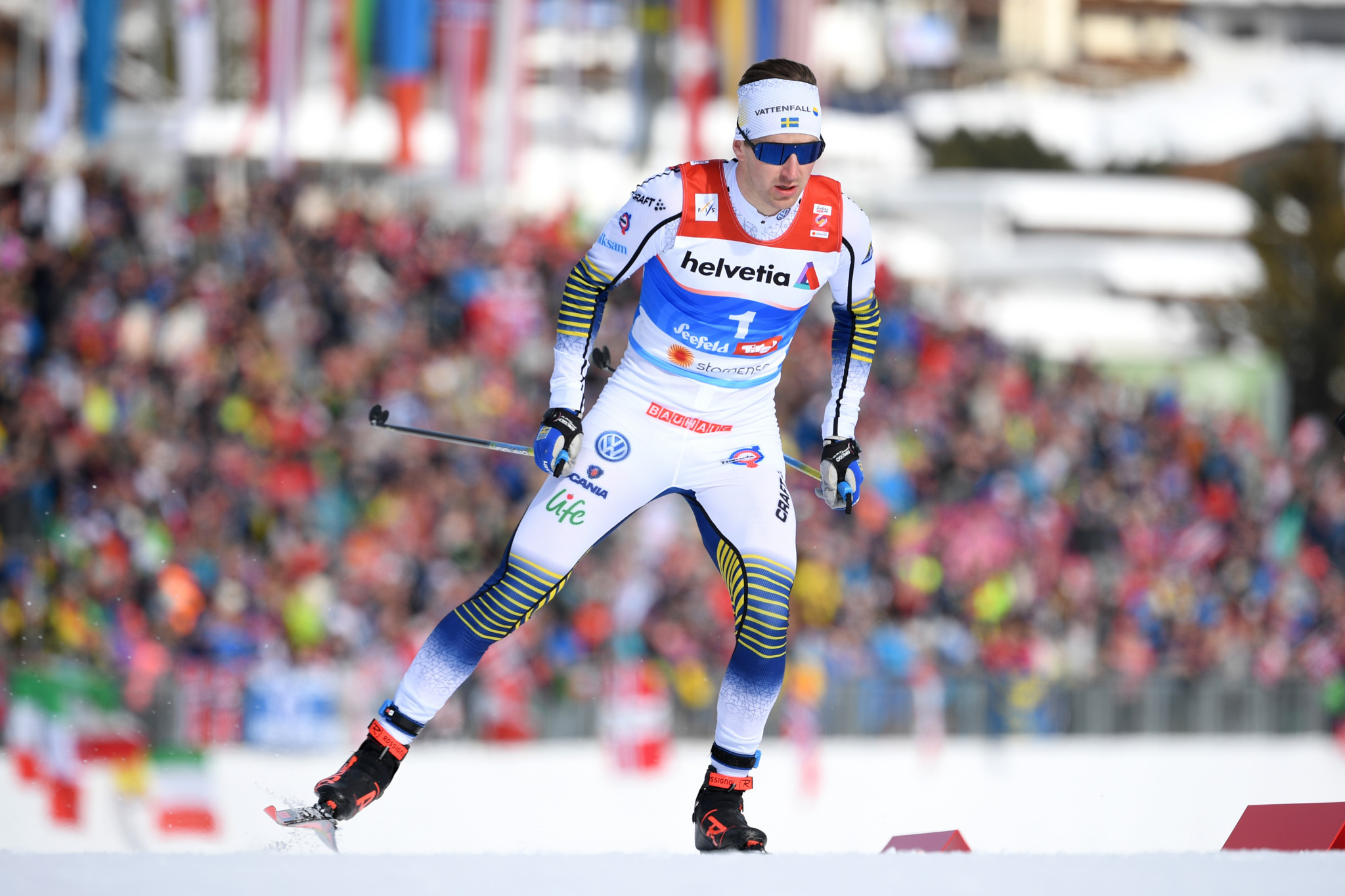Cross-country Olympic medallist Peterson announces retirement