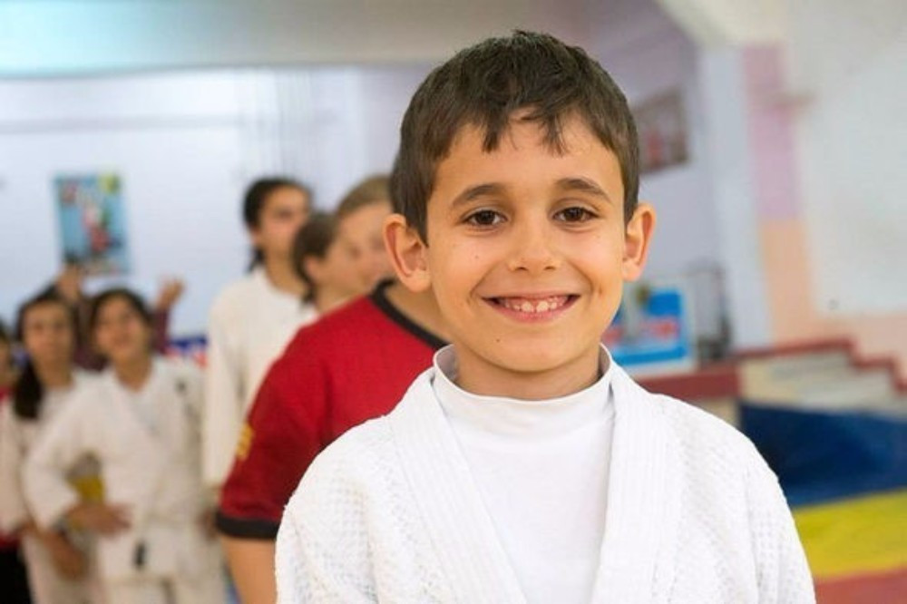 IJF receives Creative Sports Award for refugee programme