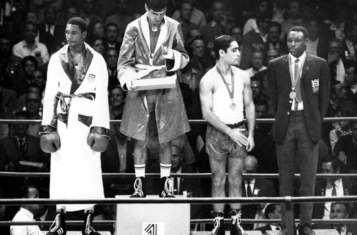 The light flyweight category features for the first time at the Mexico City Olympic Games ©Getty Images