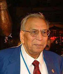 Anwar Chowdhry of Pakistan becomes the fifth AIBA President ©Wikipedia