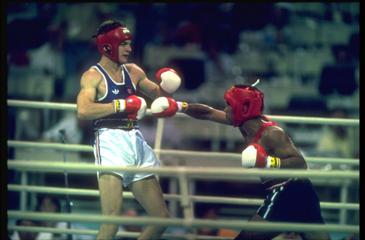 Principles for the maintenance of boxing as an Olympic sport are adopted ©Getty Images