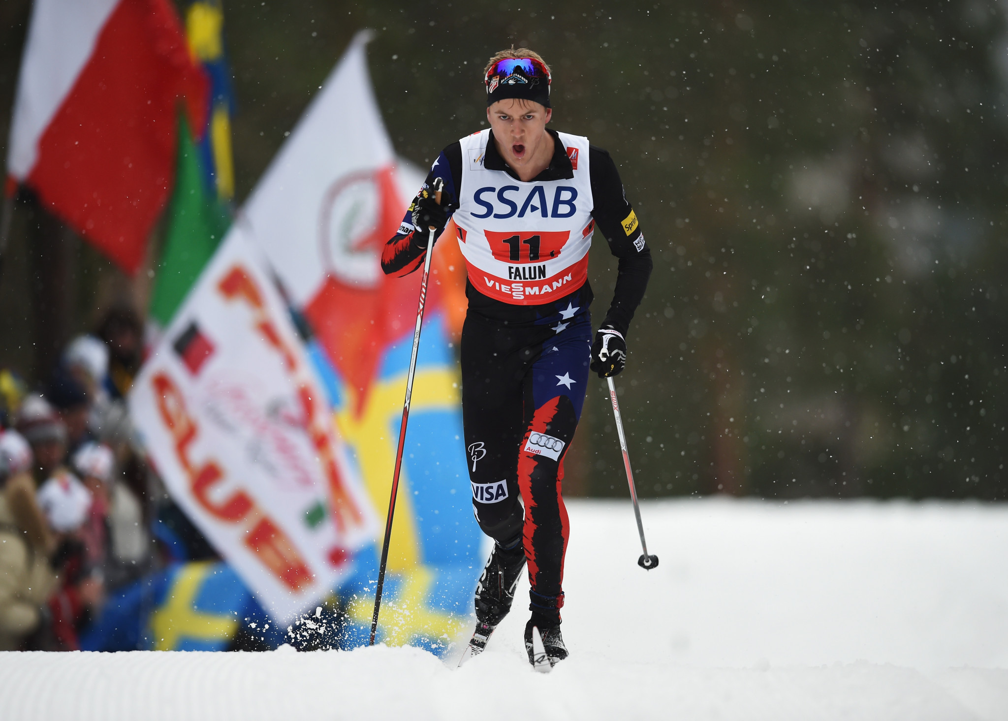 American cross-country skier Bjornsen calls time on career