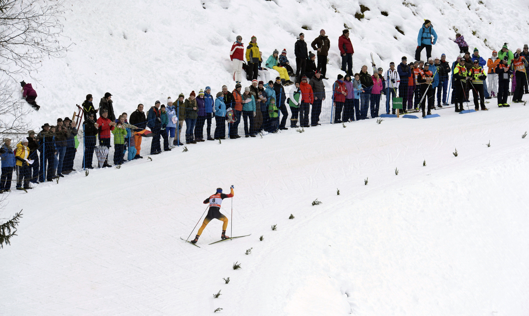 Germany's Wick announces cross-country skiing retirement