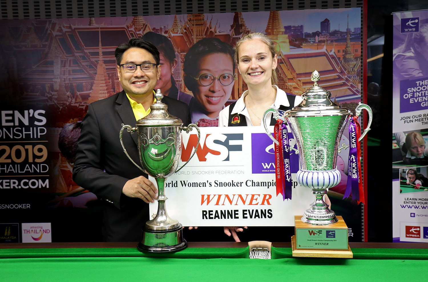 World Women's Snooker Championship in Bangkok postponed due to COVID-19