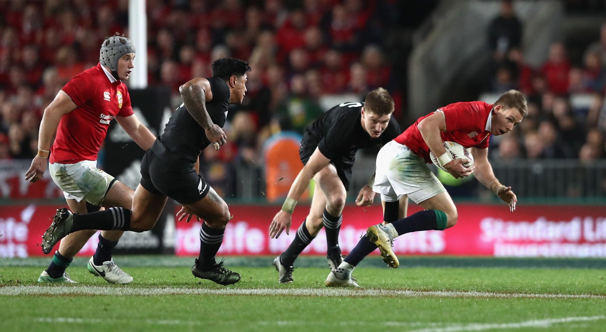 British and Irish Lions tour of South Africa to go ahead in July 2021 despite Olympics clash