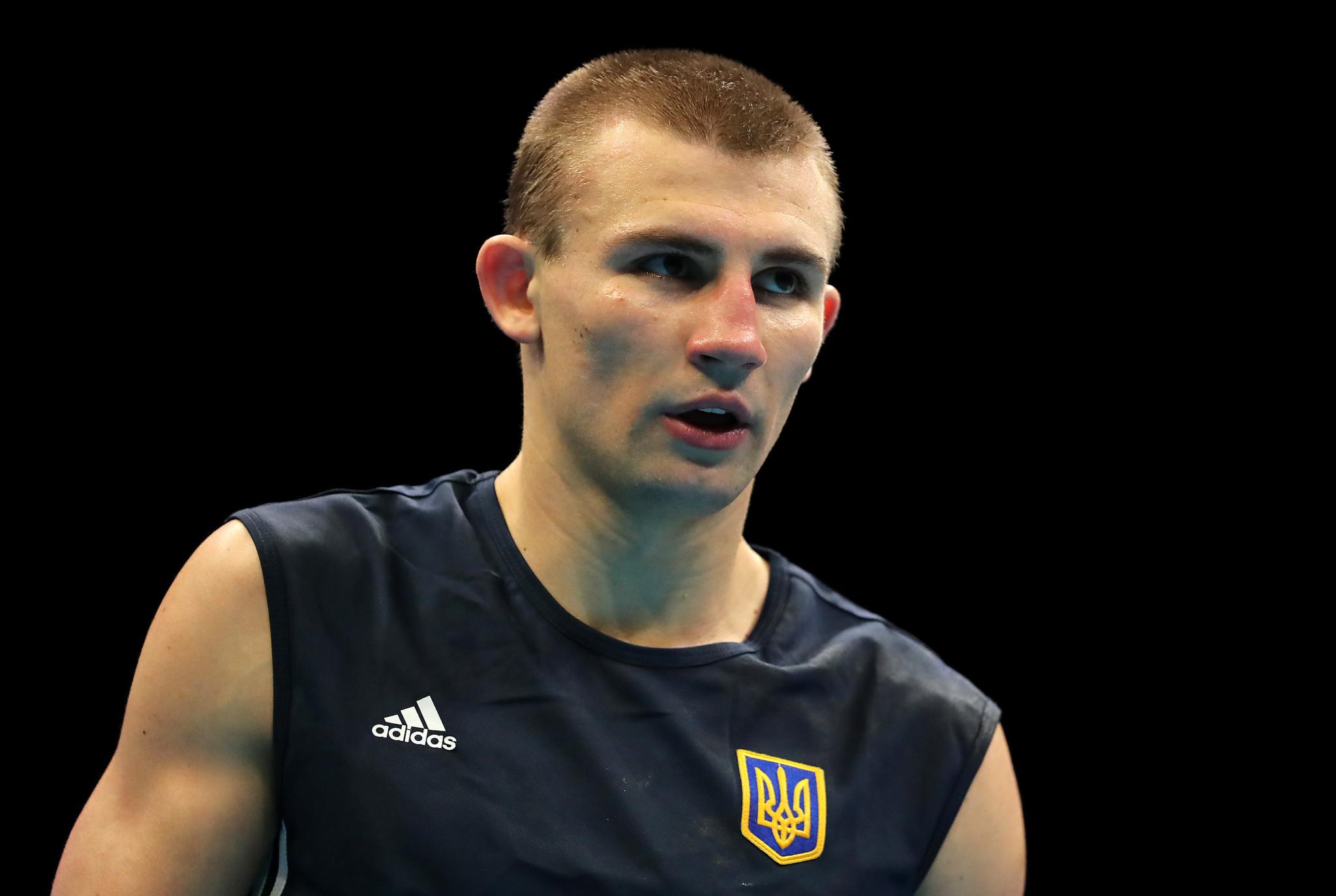 European champion Khyzhniak elected as AIBA Athletes' Commission chairman
