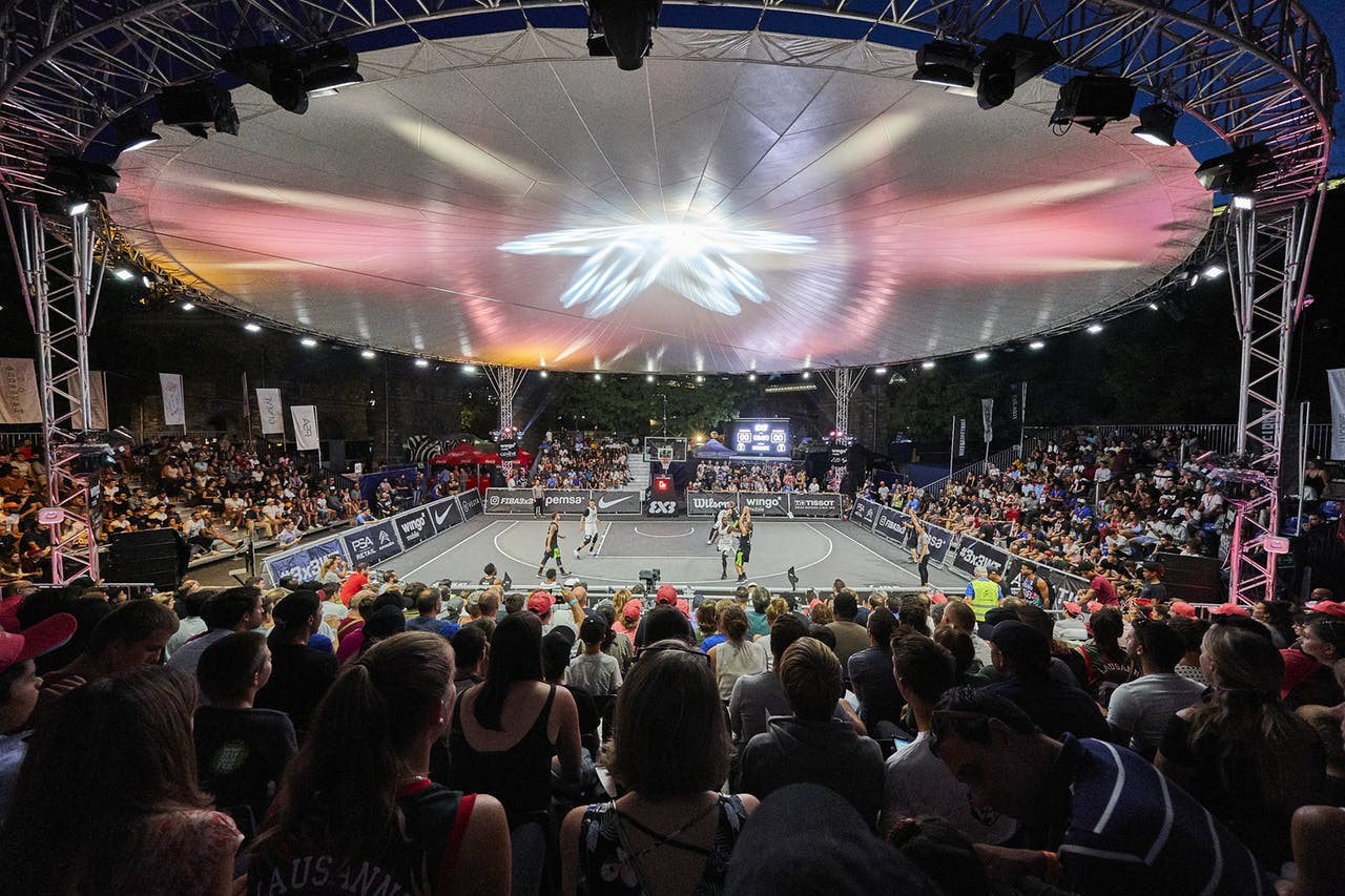 The 2020 FIBA 3x3 World Tour had been due to feature 13 events and the final in Riyadh ©FIBA
