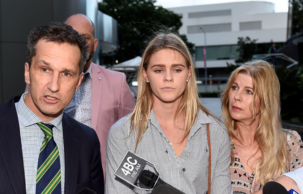Shayna Jack claims cross-contamination could be behind her positive test for a banned substance ©Getty Images
