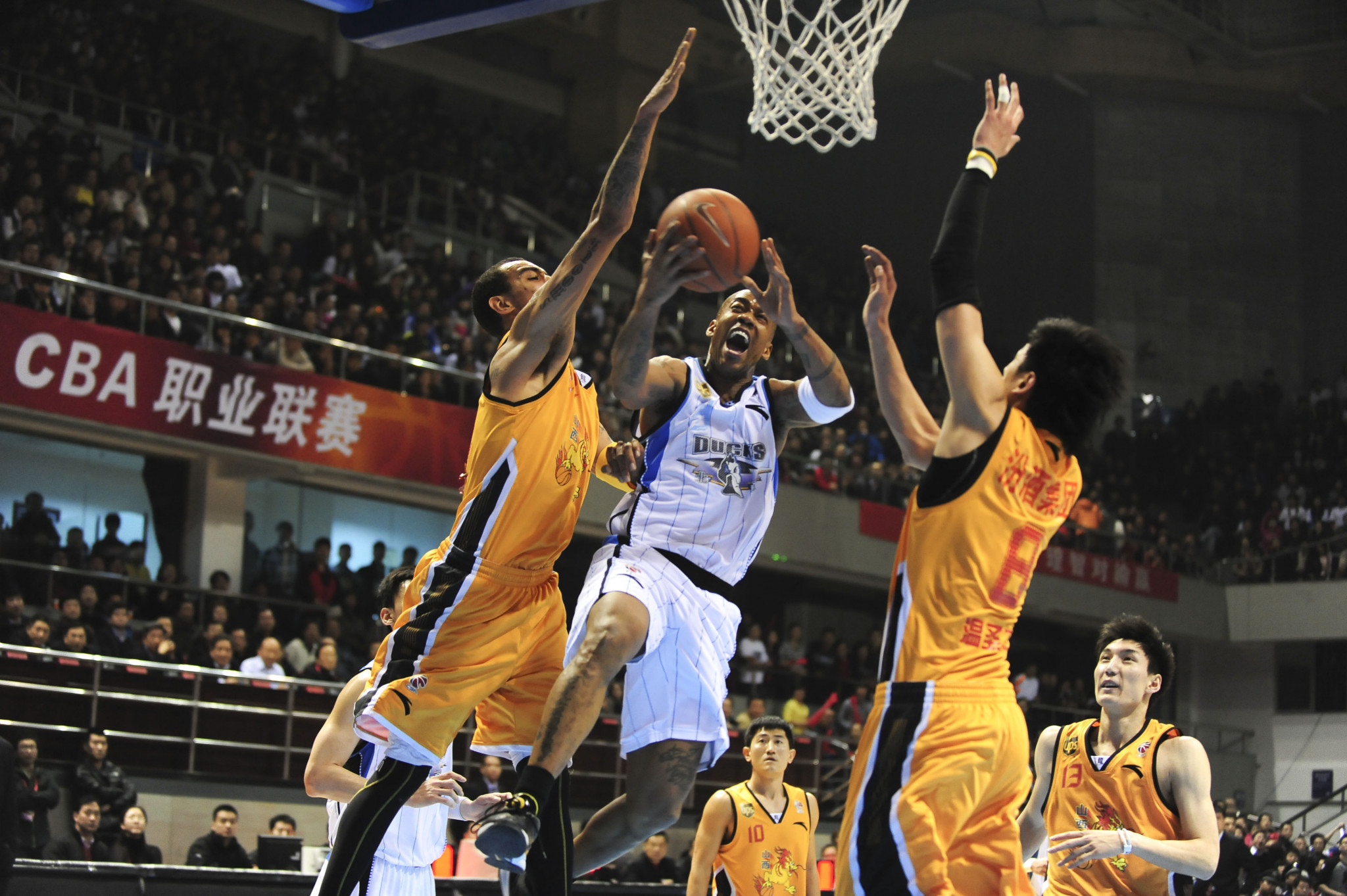 Push to resume Chinese Basketball Association season by mid-April rejected