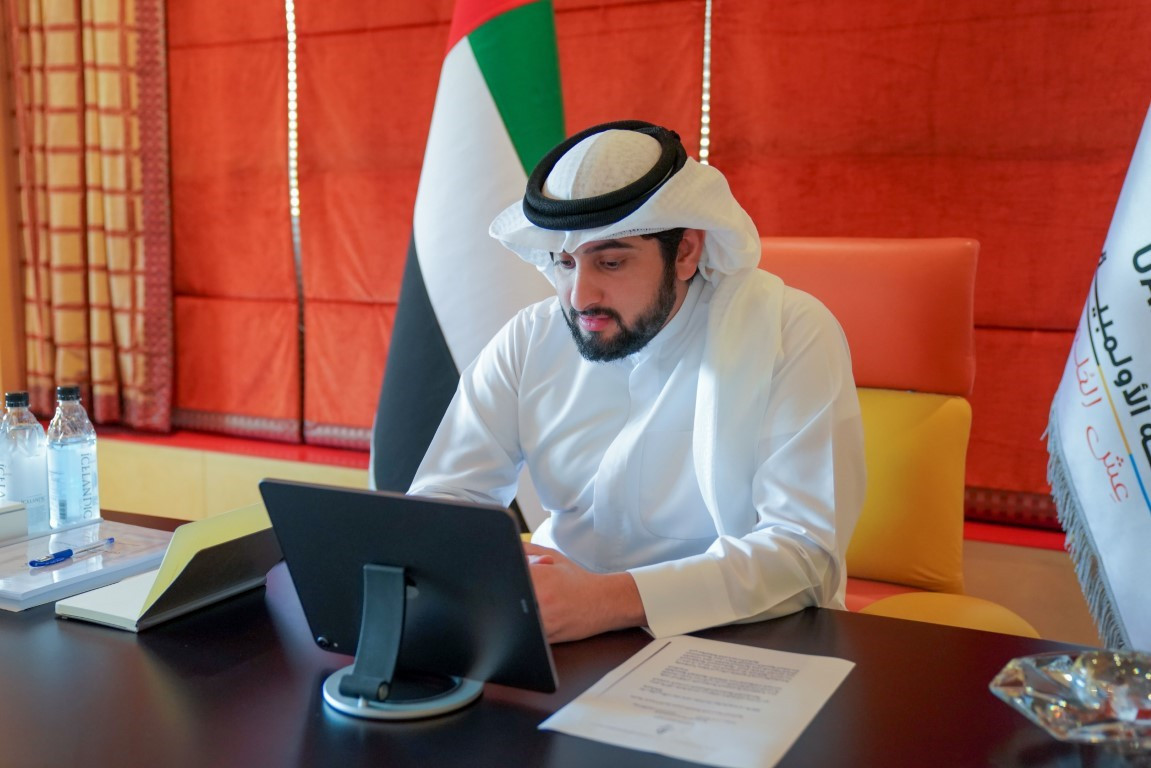 UAE NOC urges National Federations to use remote communication technology