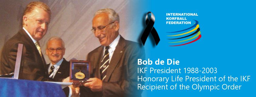 Tributes paid in korfball as Honorary Life President of IKF dies aged 86