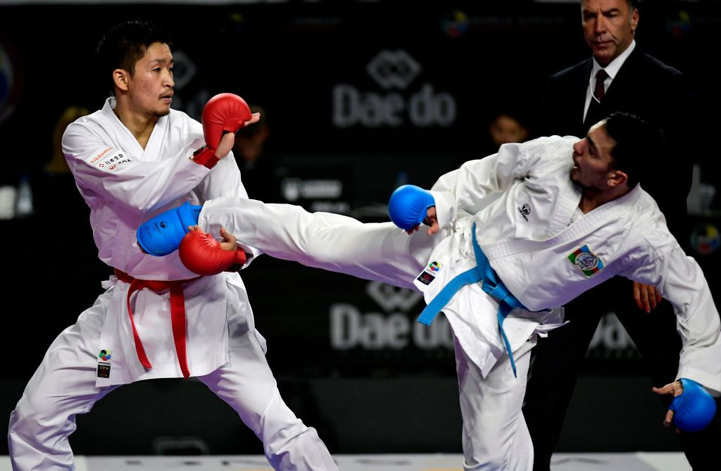 WKF evaluating coronavirus pandemic before deciding fate of Karate World Championships