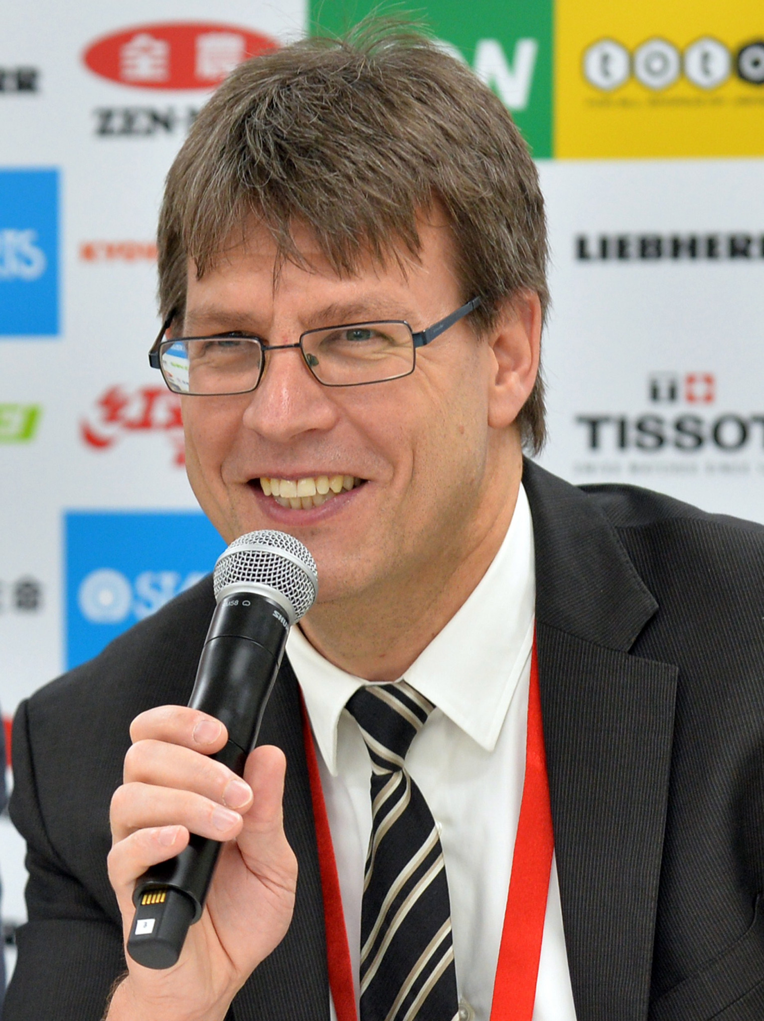 ITTF President Weikert and senior staff reduce salary during coronavirus pandemic