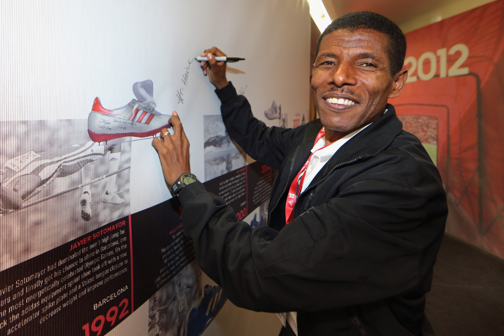 Ethiopian running legend Haile Gebrselassie has made a donation to the COVID-19 National Resource Mobilisation Committee ©Getty Images